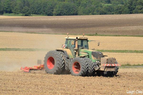 Préparations des Terres 2012 --> --> Fendt 930 Vario TMS
