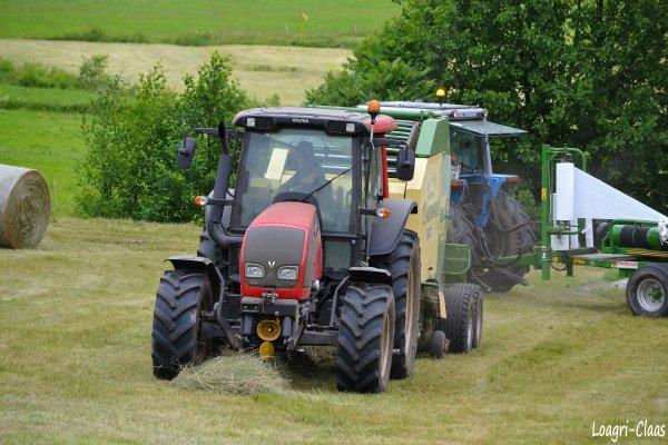 Pressage 2012 --> --> Valtra N101