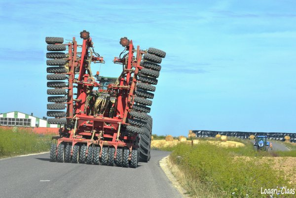 Semis de Colza 2012 --> --> John Deere 9530 !