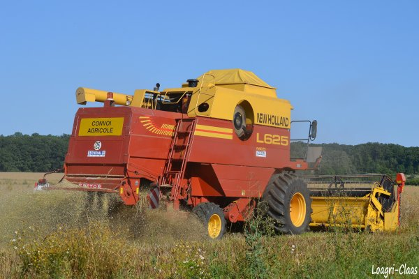 Moisson 2012 --> --> New-Holland L625