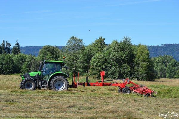 Fanage 2012 --> --> Deutz-Fahr Agrotron K90