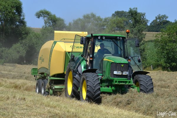 Pressage 2012 --> --> John Deere 6920s