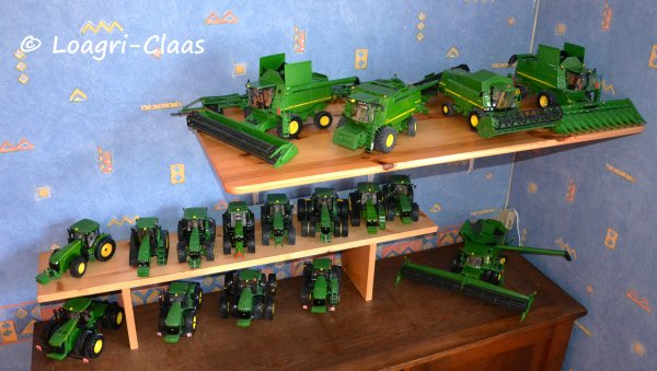 Collection 2013 --> --> John Deere