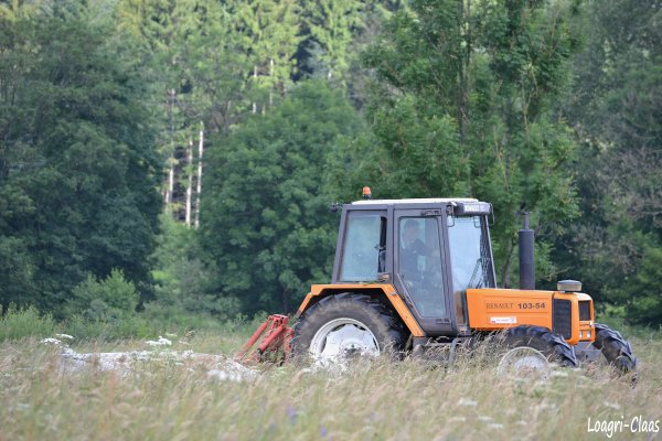 Fauchage 2012 --> --> Renault 103-54