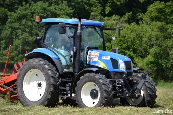 Fanage 2012 --> --> New-Holland T6060 Elite