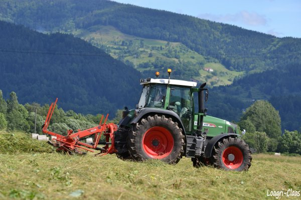 Fanage 2012 --> --> Fendt 415 Vario TMS