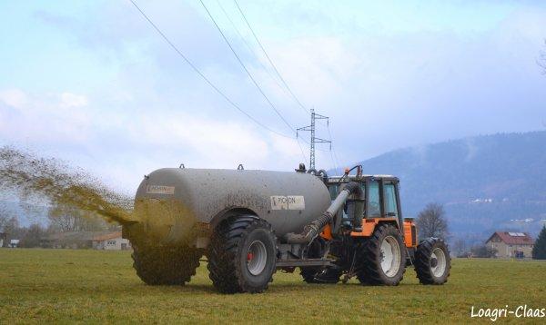 Epandage de Lisier 2012 --> --> Renault 103-54
