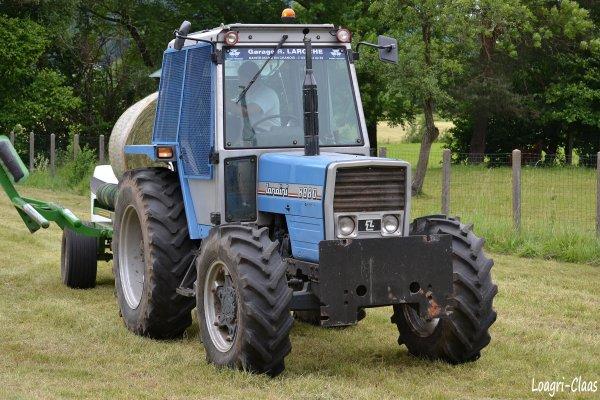Enrubannage 2012 --> --> Landini 8880