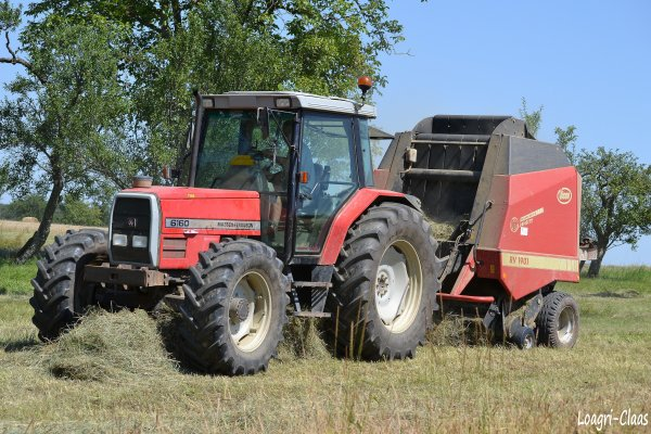 Pressage 2012 --> --> Massey-Ferguson 6160