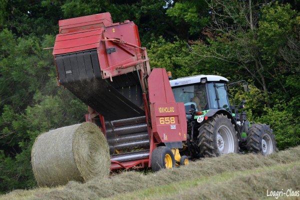 Pressage 2012 --> --> Deutz-Fahr Agro Farm 85