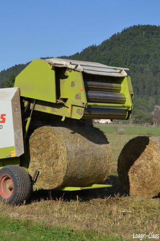 Pressage de la Paille 2012 --> --> Claas Celtis 456 Rx