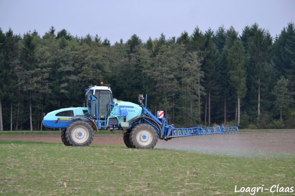 Pulvérisation 2012 --> --> Berthoud Boxer 3000R