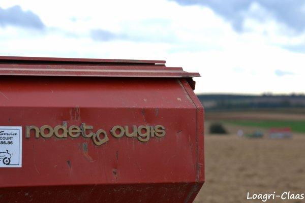 Semis de Blé 2012 -->--> Massey-Ferguson 3095