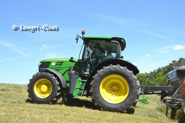 Pressage 2013 -->--> New John Deere 6140R