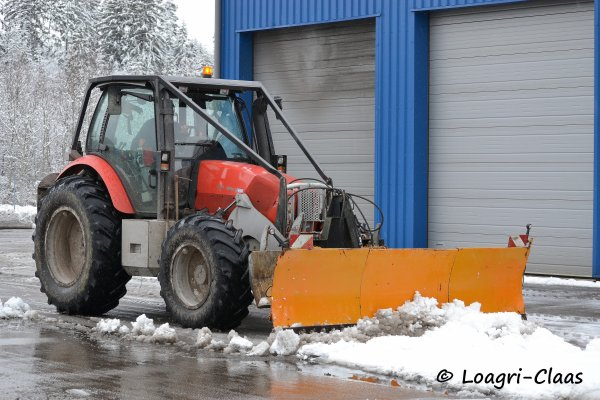 Déneigement 2013 --> --> Same Iron 160