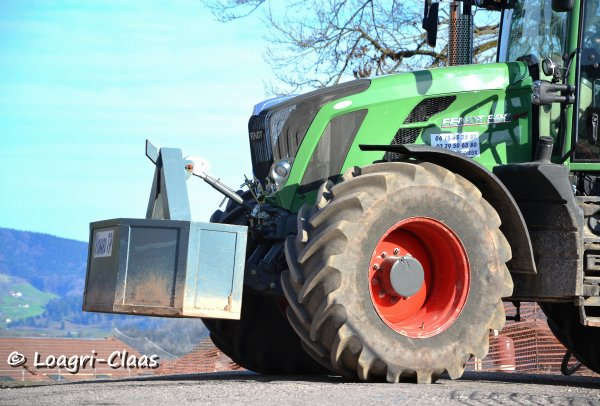 Transport de Terre 2013 --> --> Fendt 828 Vario