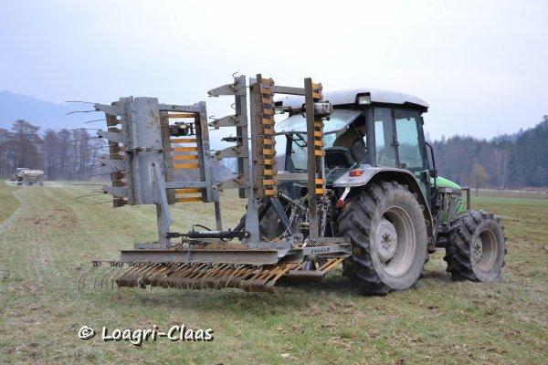 Hersage de Prairie 2013 --> --> Deutz-Fahr AgroPlus 67