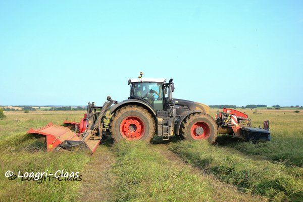 Fauchage 2013 --> --> Fendt 933 Vario Black Beauty [ SARL Theveny ]