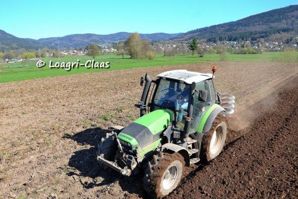 Labour 2013 --> --> Deutz-Fahr Agrotron M600
