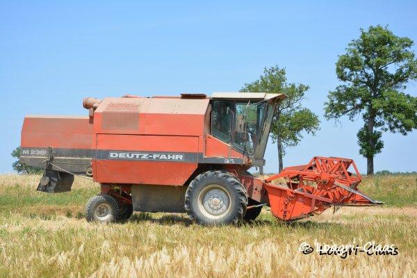Moisson 2013 --> --> Deutz-Fahr M2385
