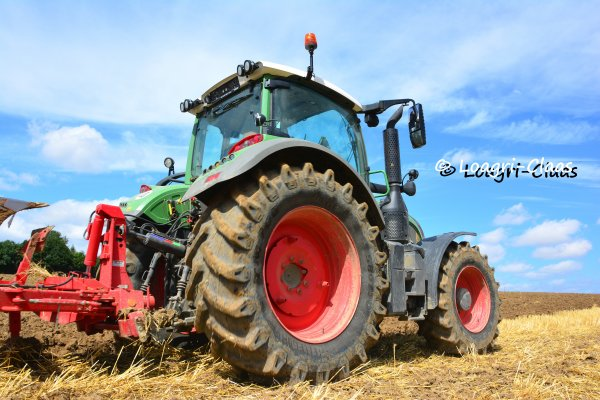 Labour 2013 --> --> New Fendt 716 Vario