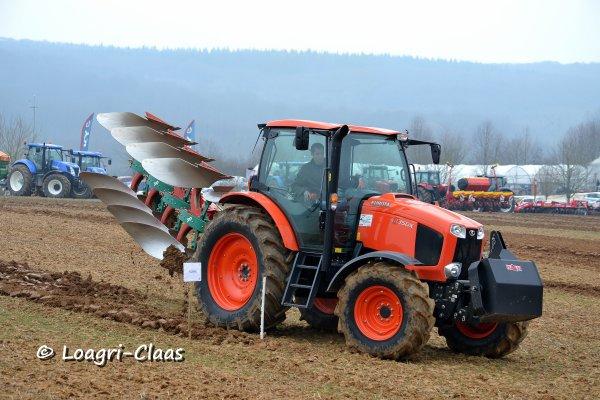 Démonstration de Travail du Sol / Semis Vesoul -->  Massey-Ferguson 7485 Dyna-VT