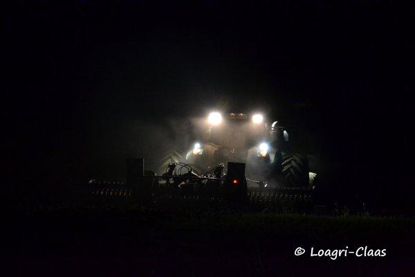Déchaumage de Nuit 2013 --> --> FENDT 939 Vario Black Beauty !!! [ SARL Theveny ]