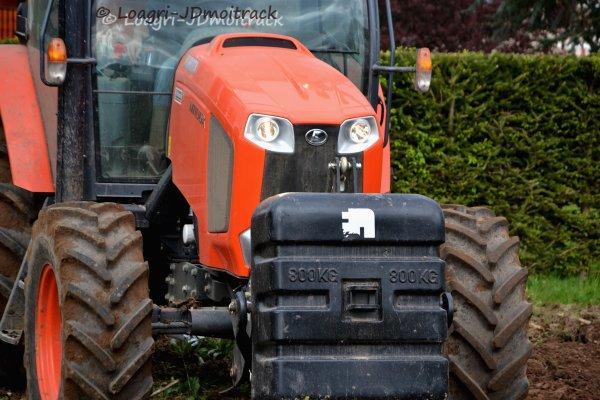 Labour 2014 --> Kubota M110 GX