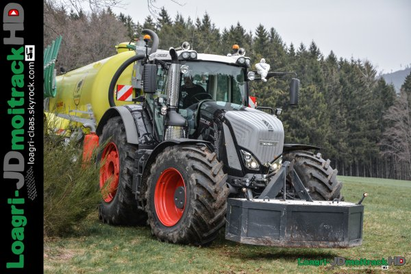 FENDT 939 VARIO S4 Black Beauty !!!!! NOUVELLE Video Loagri-JDmoitrackHD