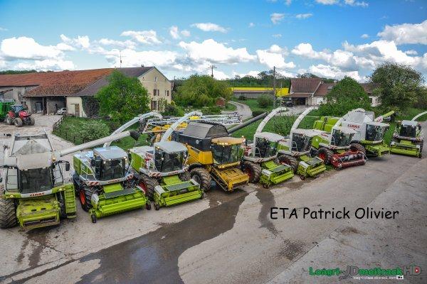 ETA Patrick Olivier - Alignement des Machines !!!