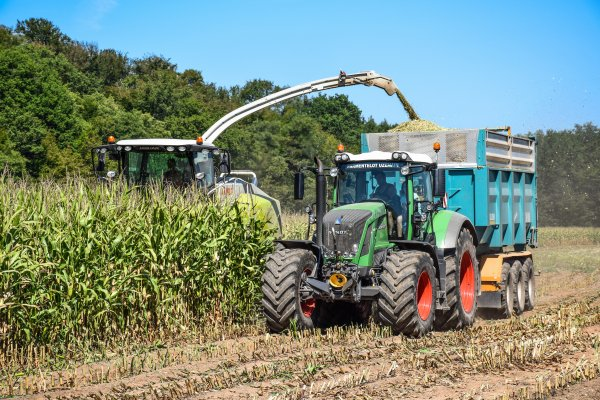 Ensilage de Maïs 2015 - Maishäckseln 2015 | NEW Claas Jaguar 850 & NEW Claas Orbis 600 SD