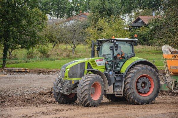 Chantier de Terrassement 2016 | Agri & TP de la Woevre