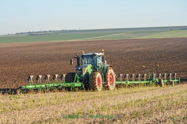 Démonstration Charlier : 137 Socs au labour dans la Marne ! [Part II]