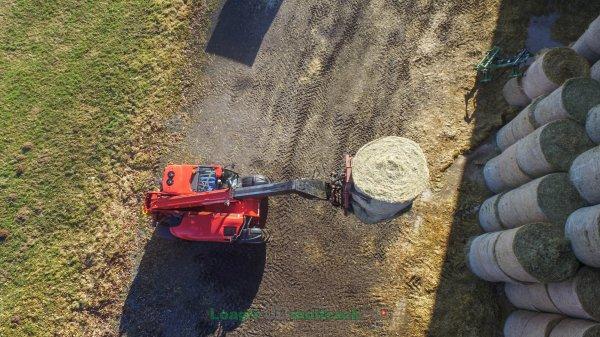 Une matinée à la ferme 2017 | Manitou MLT 840 137 PS & Alliance A580
