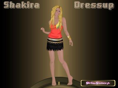 Biographie de Shakira