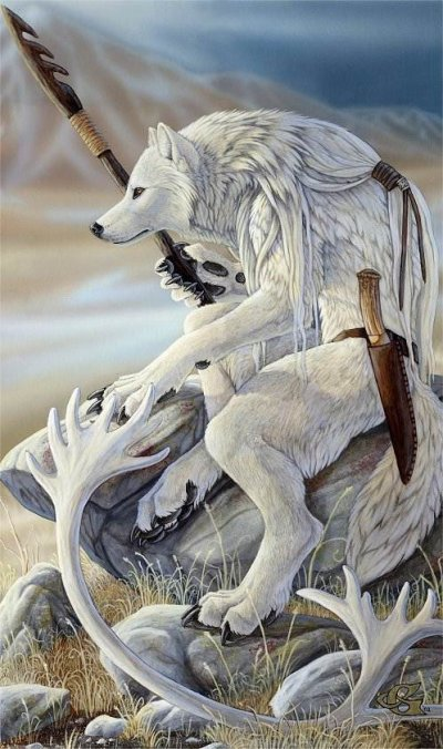 loup garout