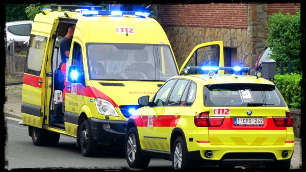INTERVENTION AMBULANCE ET SMUR