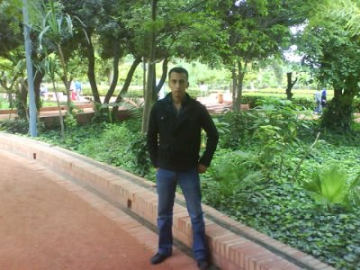 Ana Fl L3rssa dylt moulay Abdessalam a marrakech