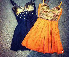 Swag dresses