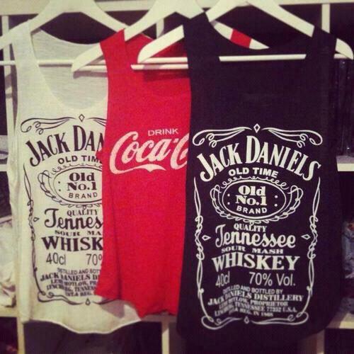 Coca vs Jack Daniels
