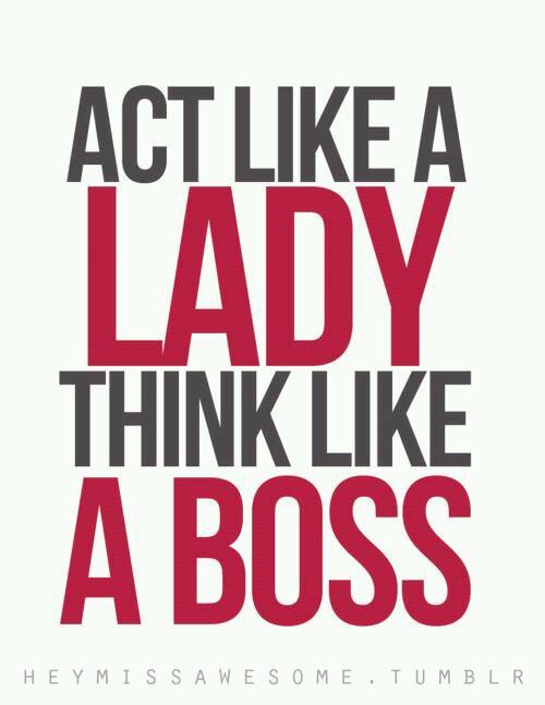 Lady girl