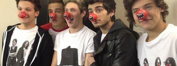Imagine avec les One Direction