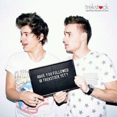 Harry et Liam s'engage contre le cancer