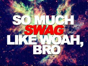 So much Swag !