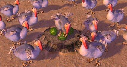 Les dodos n'ont jamais froid, la fin du monde ne passera pas !