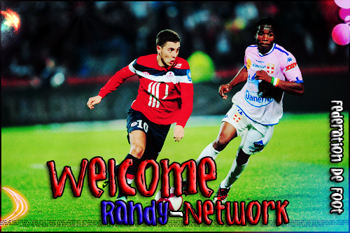 │ » Randy-Network.skyrock.com « Ma fédération de Football│