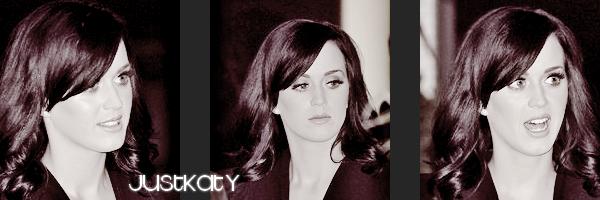 """12/11/10; Katy à Londres quittant les studios de l'émission """" Paul O'Grady """". Candids, Interwiew & Performance .  Merci à Beyondthenightmare pour la créas ;)"""