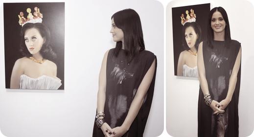 19/11/10; Katy & son mari au 25ème anniversaire de la gallerie d'art de Micheal Kohn. Top ou Flop ? Je dirait Flop =/