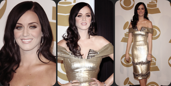 "01/12/10; Katy arrive au ""Grammy Nominations Concert Live"" à Los-Angeles ! Top ou Flop ?Appearances & Backstages"