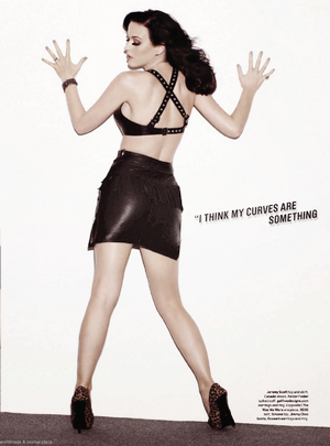 """Katy posant pour le magazine """" Maxim """" du mois de janvier. Elle est juste magnifique ! <3"""